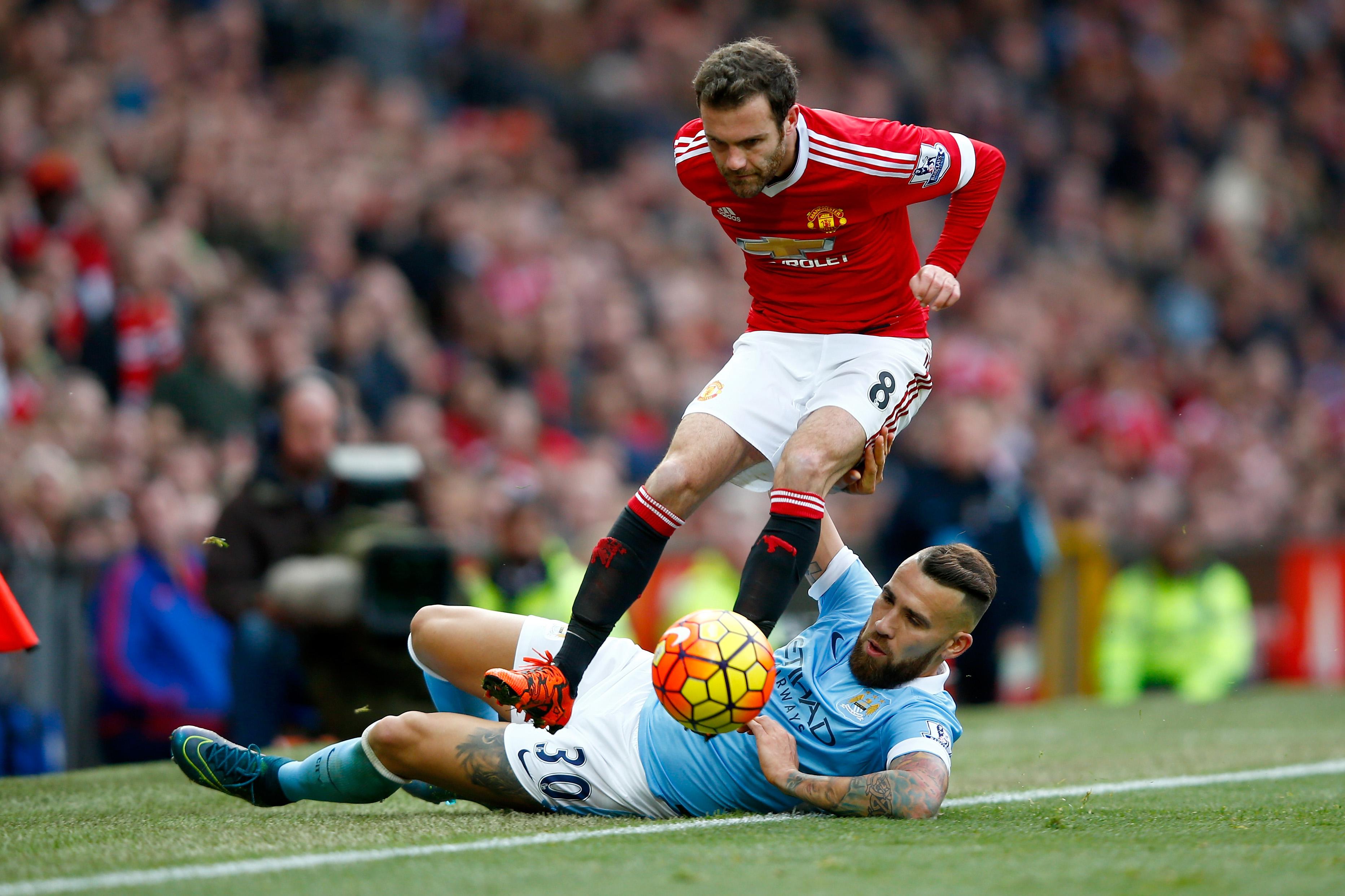 Manchester United Vs Manchester City: Manchester City Vs. Manchester United: Predicted XI