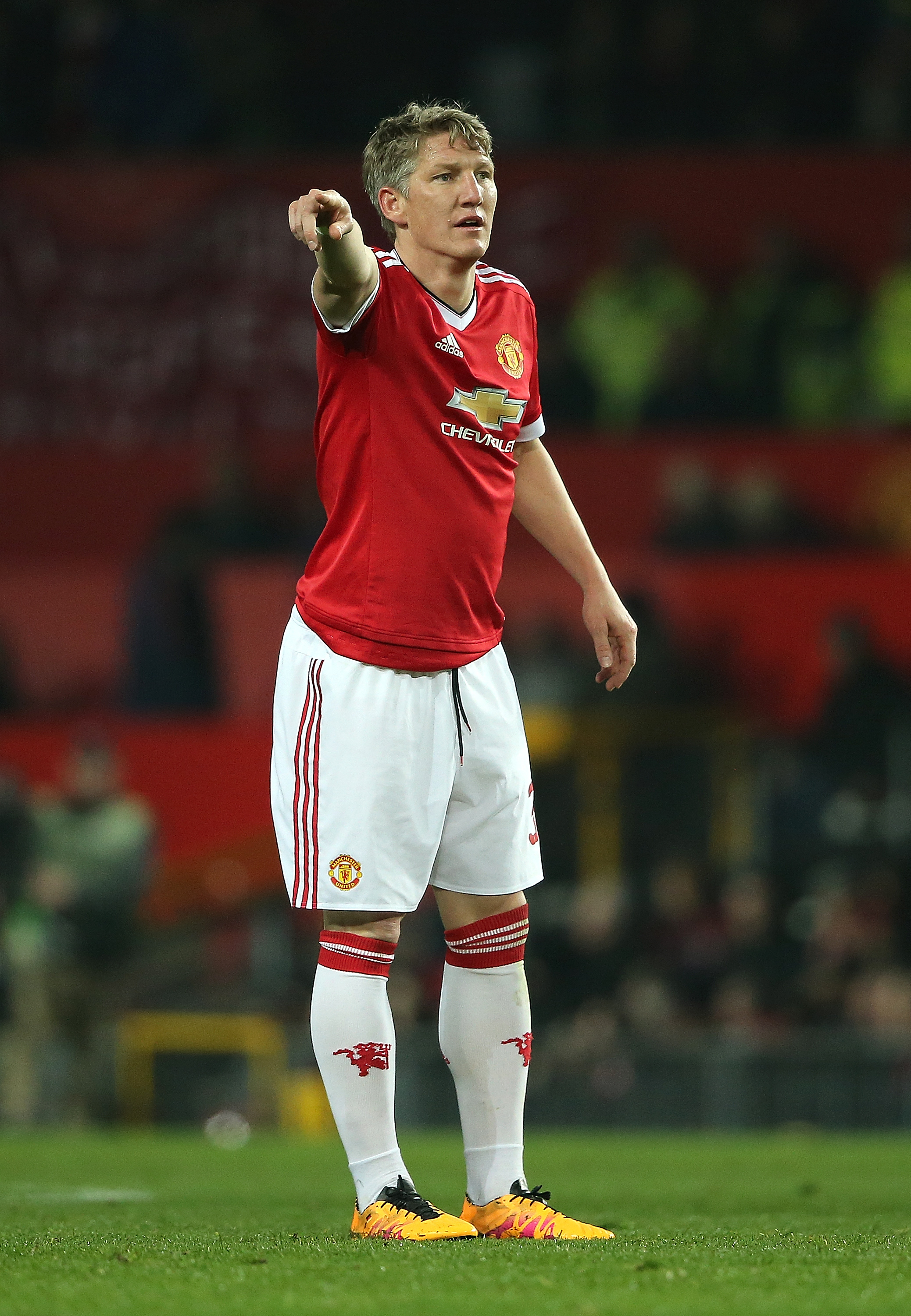 Does Schweinsteiger have a Future at United