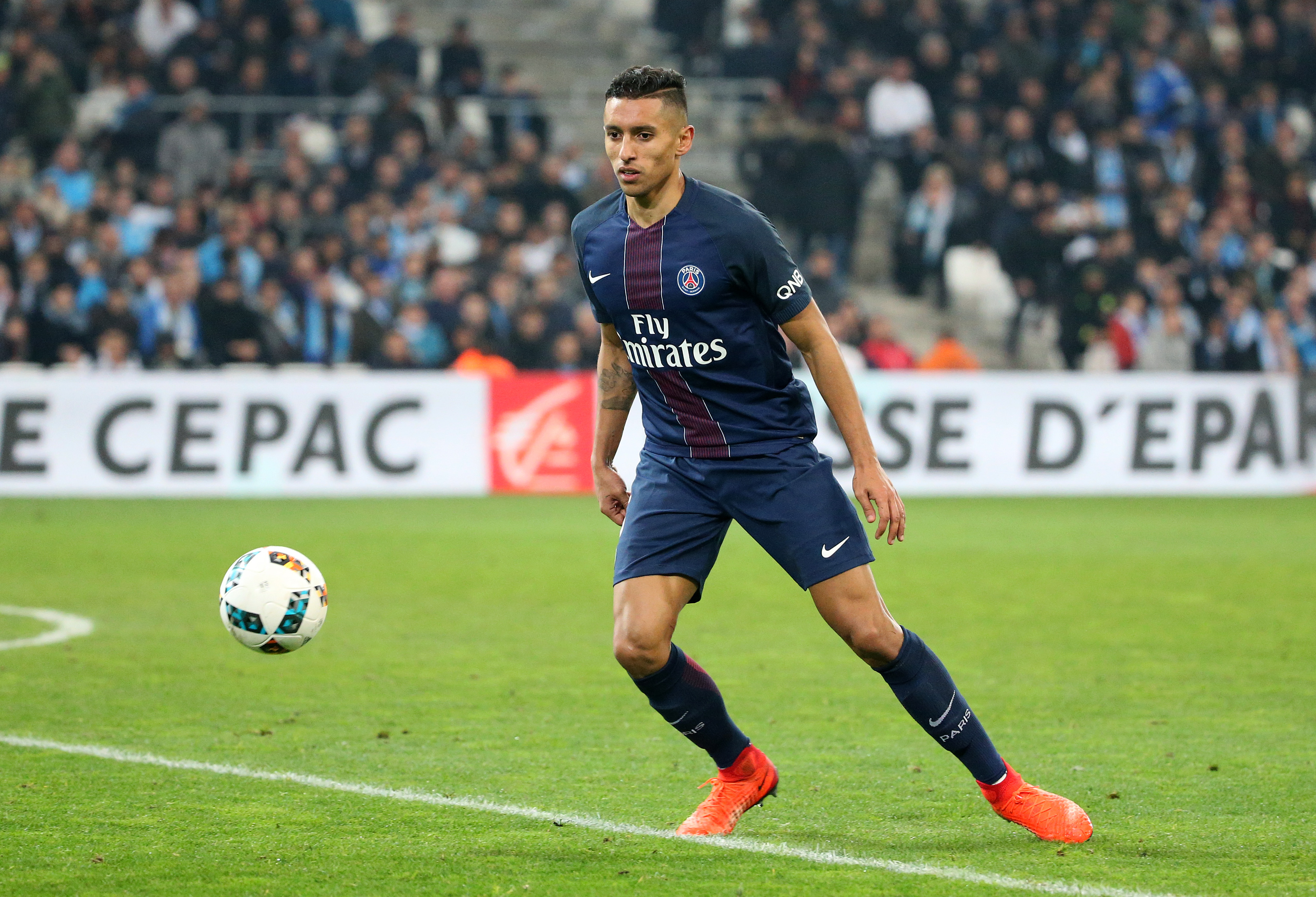 United Showing Interest in PSG s Marquinhos