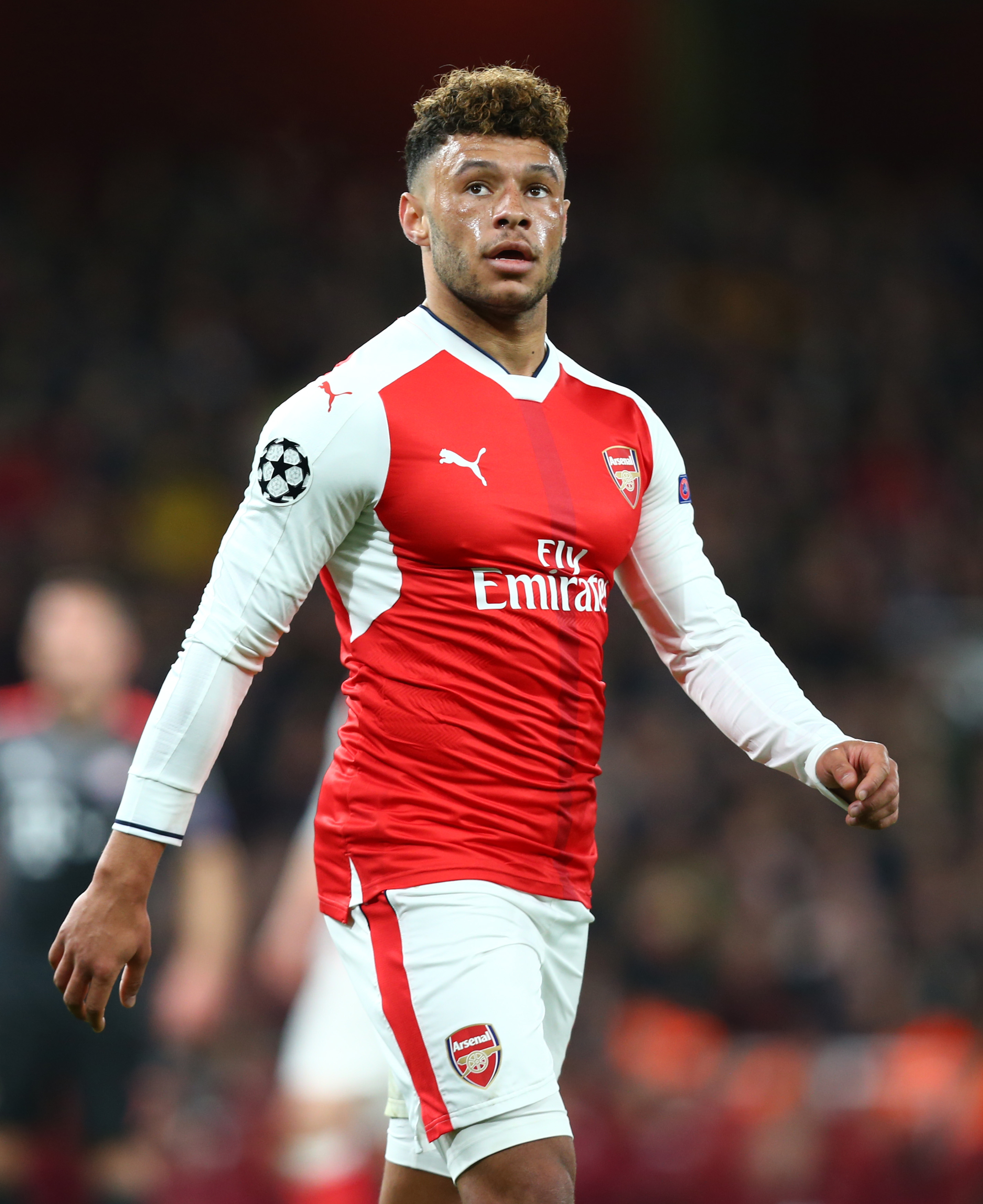 Alex Oxlade Chamberlain Ready to Leave Arsenal
