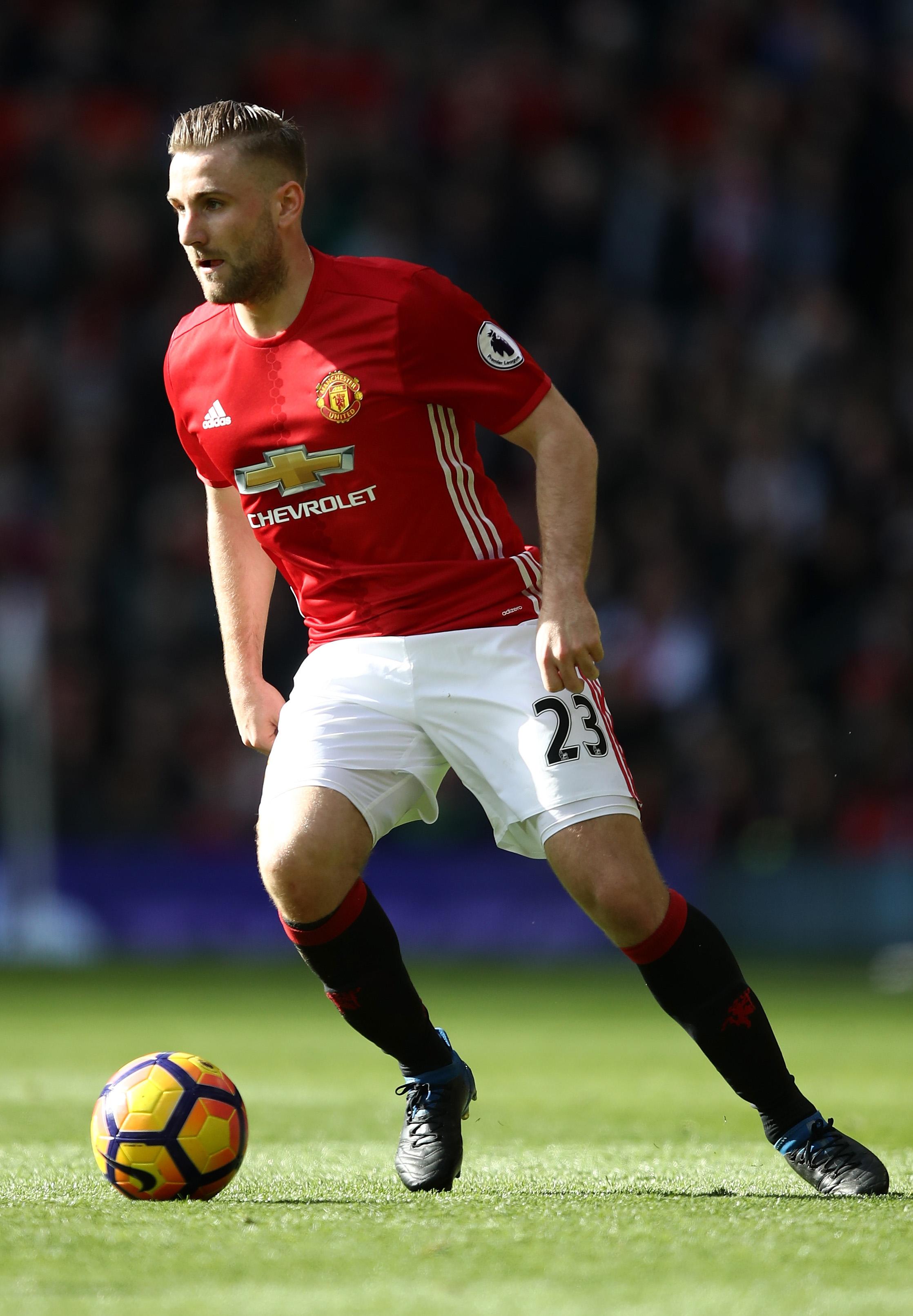 Luke Shaw not fit enough according to Jose Mourinho