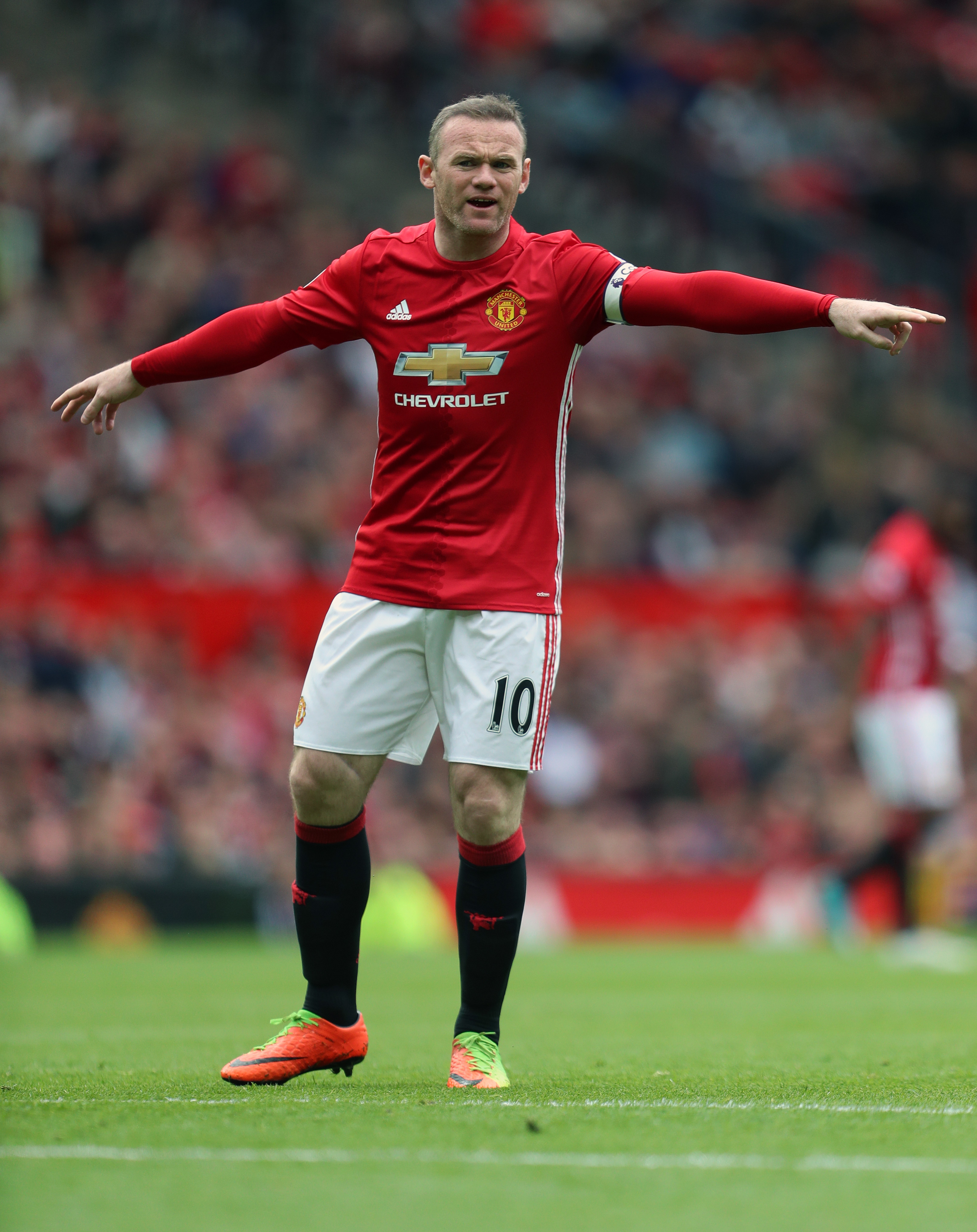2016 2017 season performance review wayne rooney for Manchester united exterieur 2017