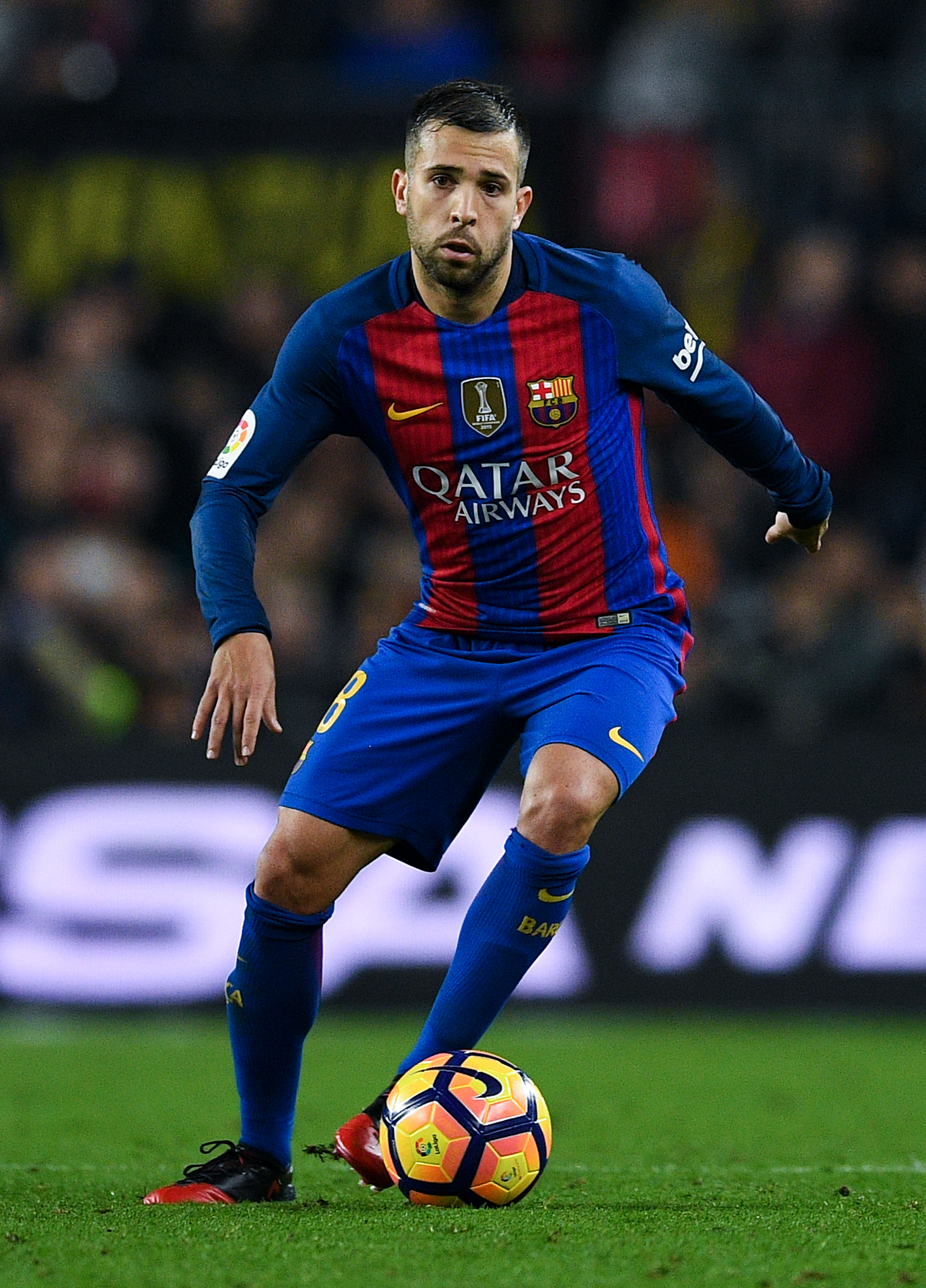 Manchester United Jordi Alba May Look for a Move to England