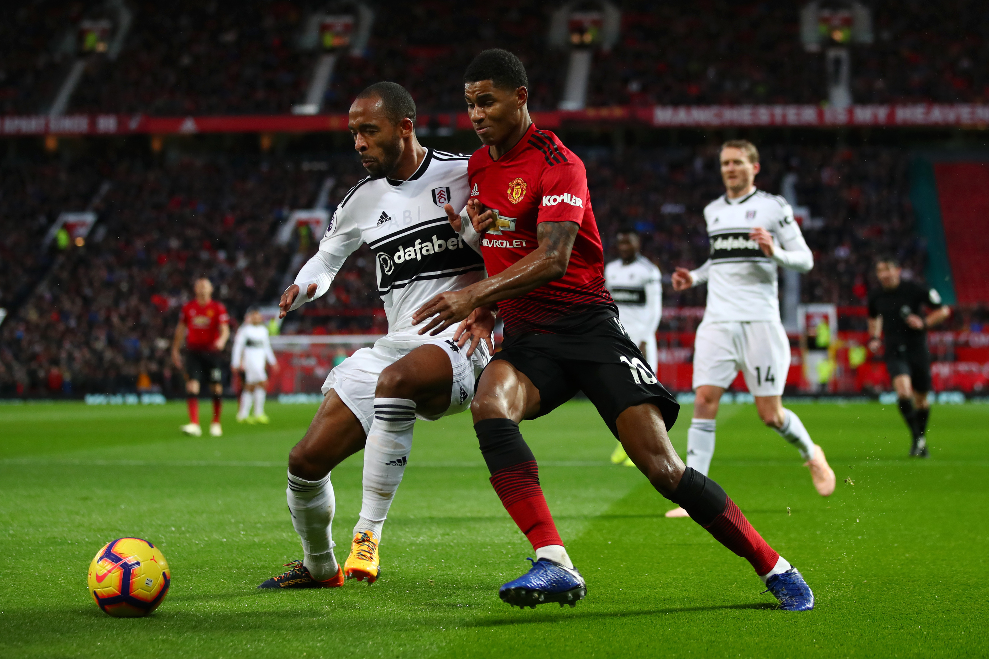 Fulham vs Manchester United preview – a win could see the Red Devils move  to 4th place this gameweek!