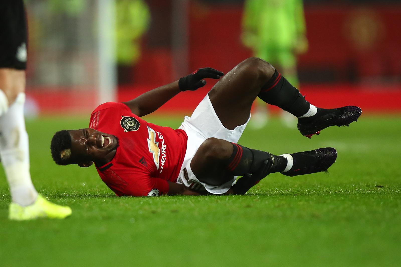 Manchester United receive shocking new Paul Pogba twist