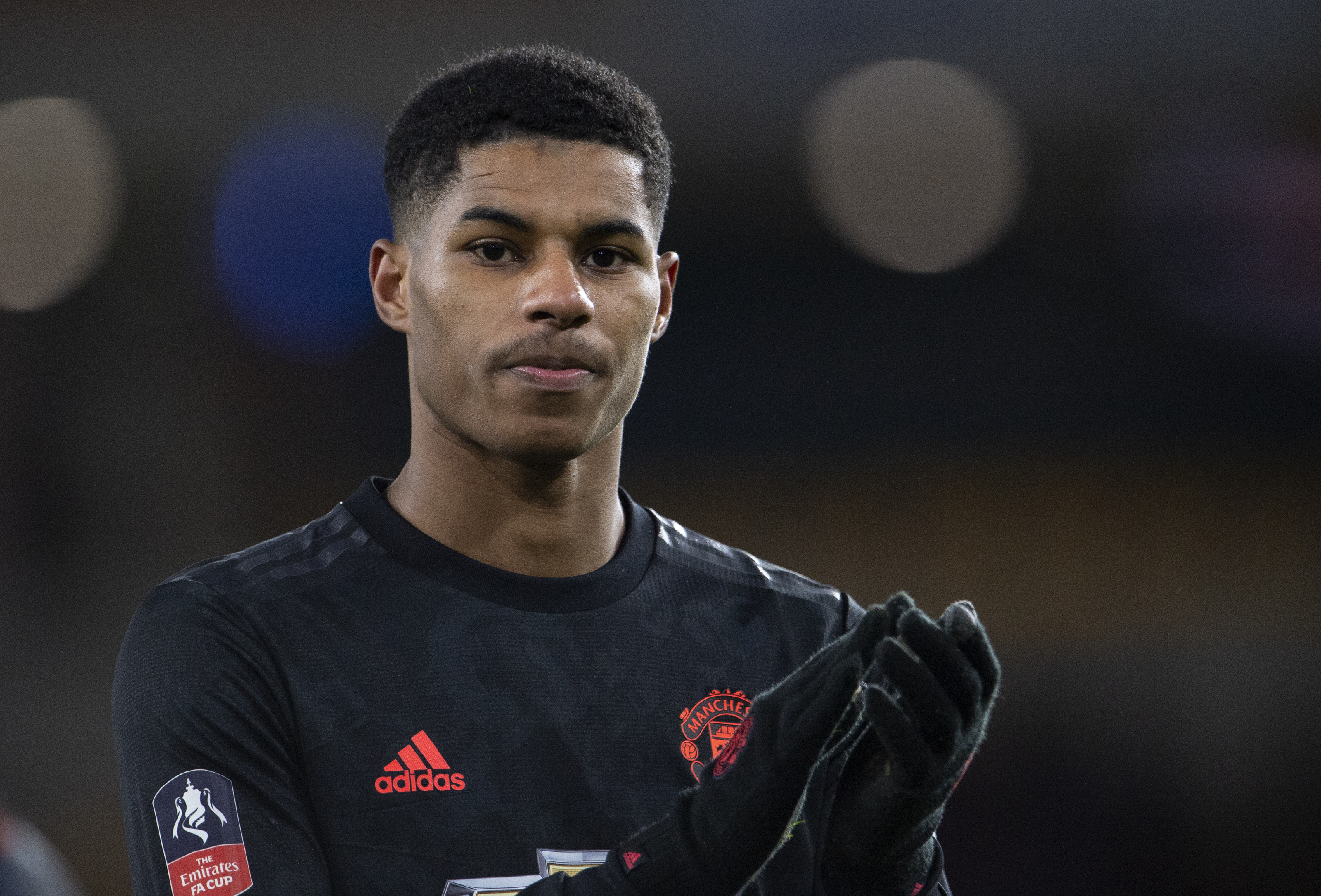 Manchester United In A Battle With Liverpool For The Next Marcus Rashford