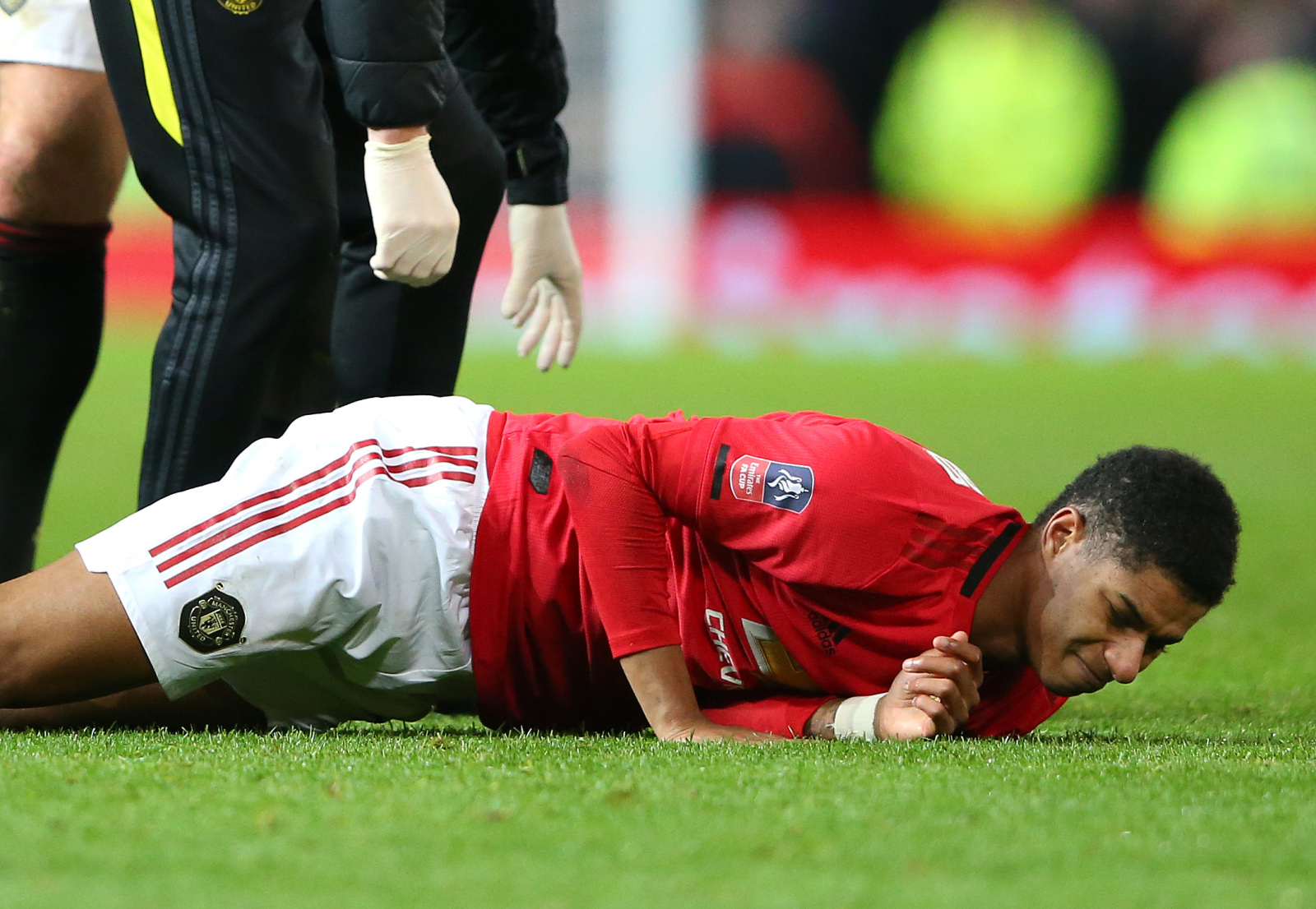 Manchester United receive huge Marcus Rashford update