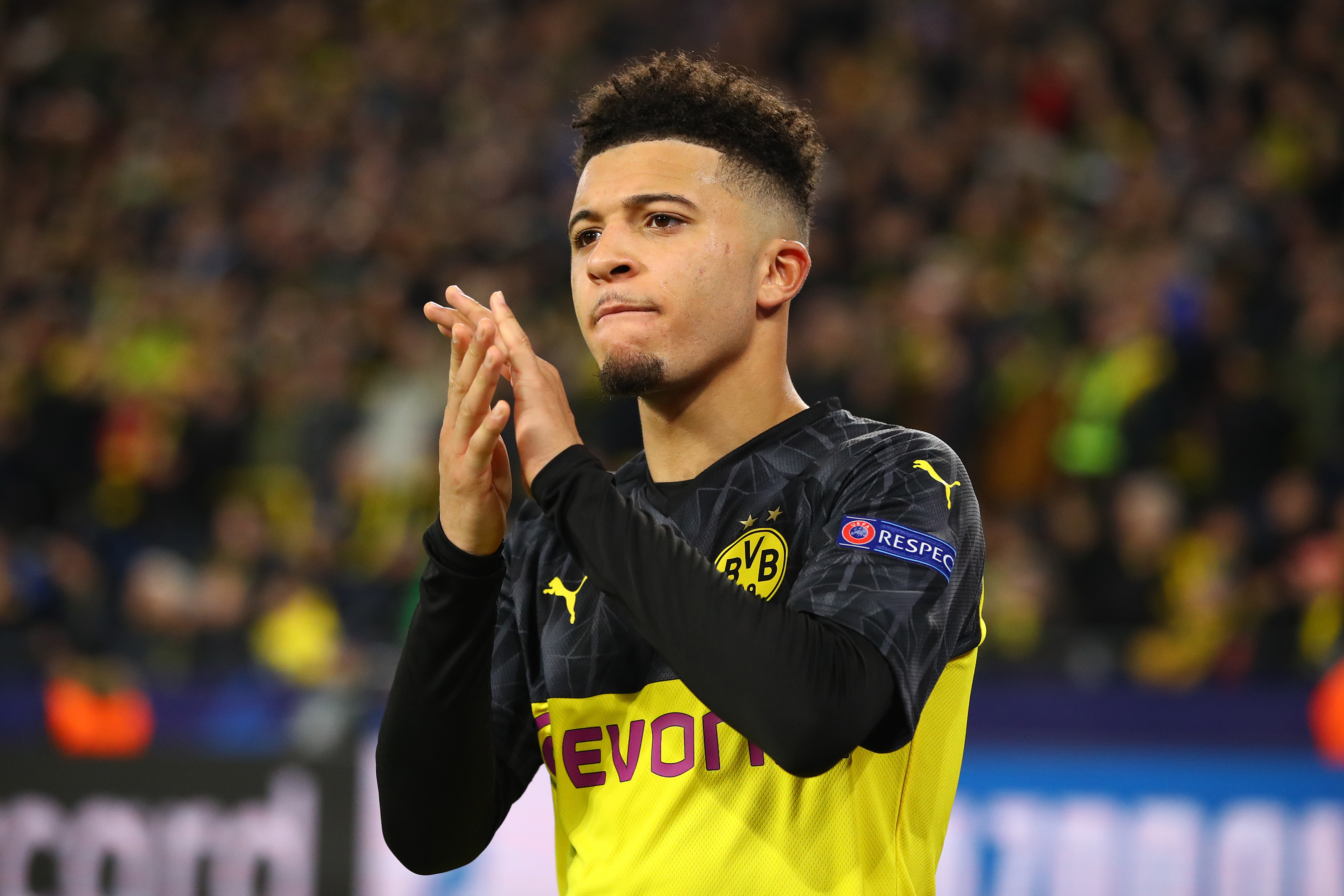 Manchester United receive the best news yet in bid to sign Jadon Sancho - Red Devil Armada