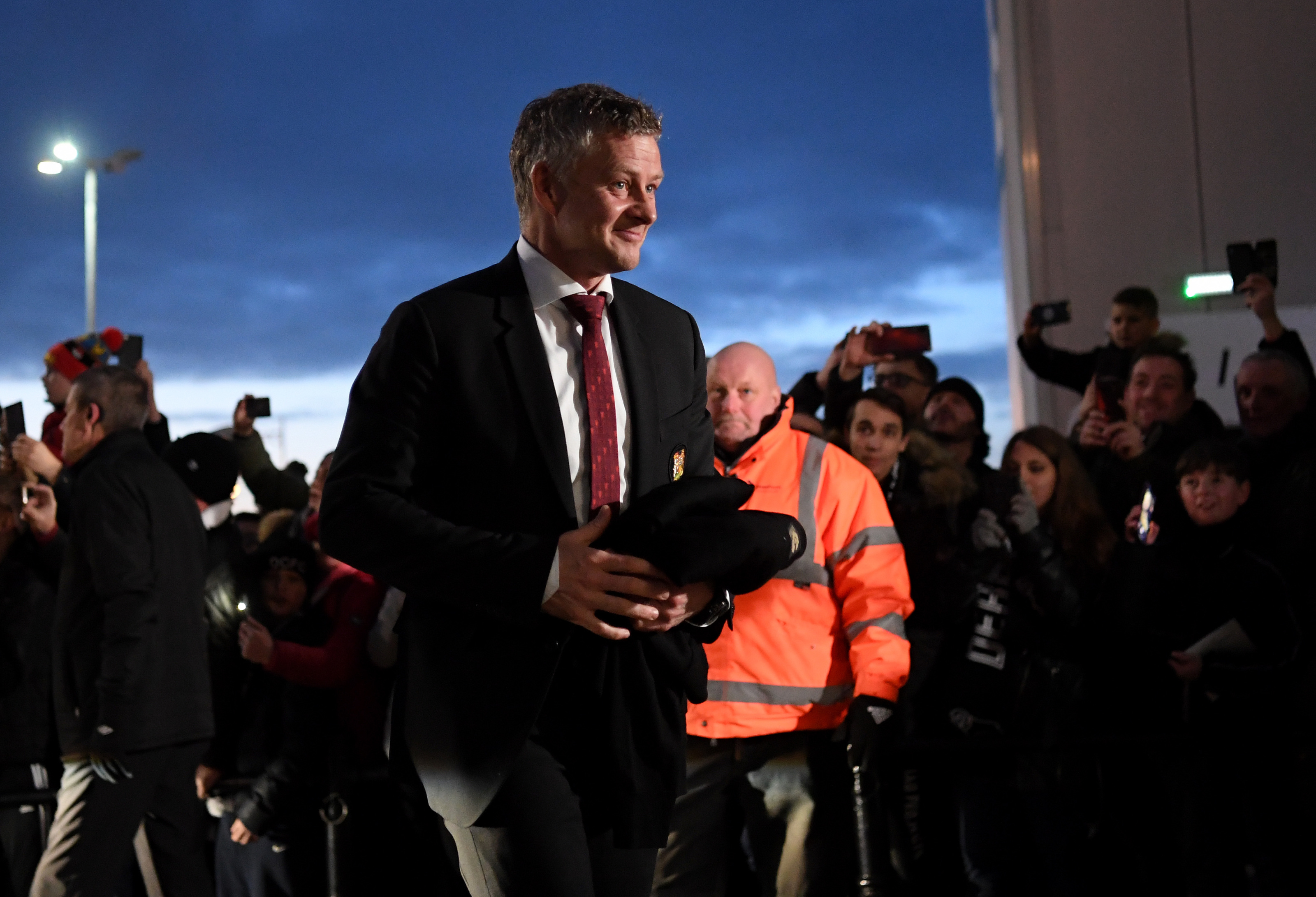 Solskjaer makes a surprising demand of his Manchester United players