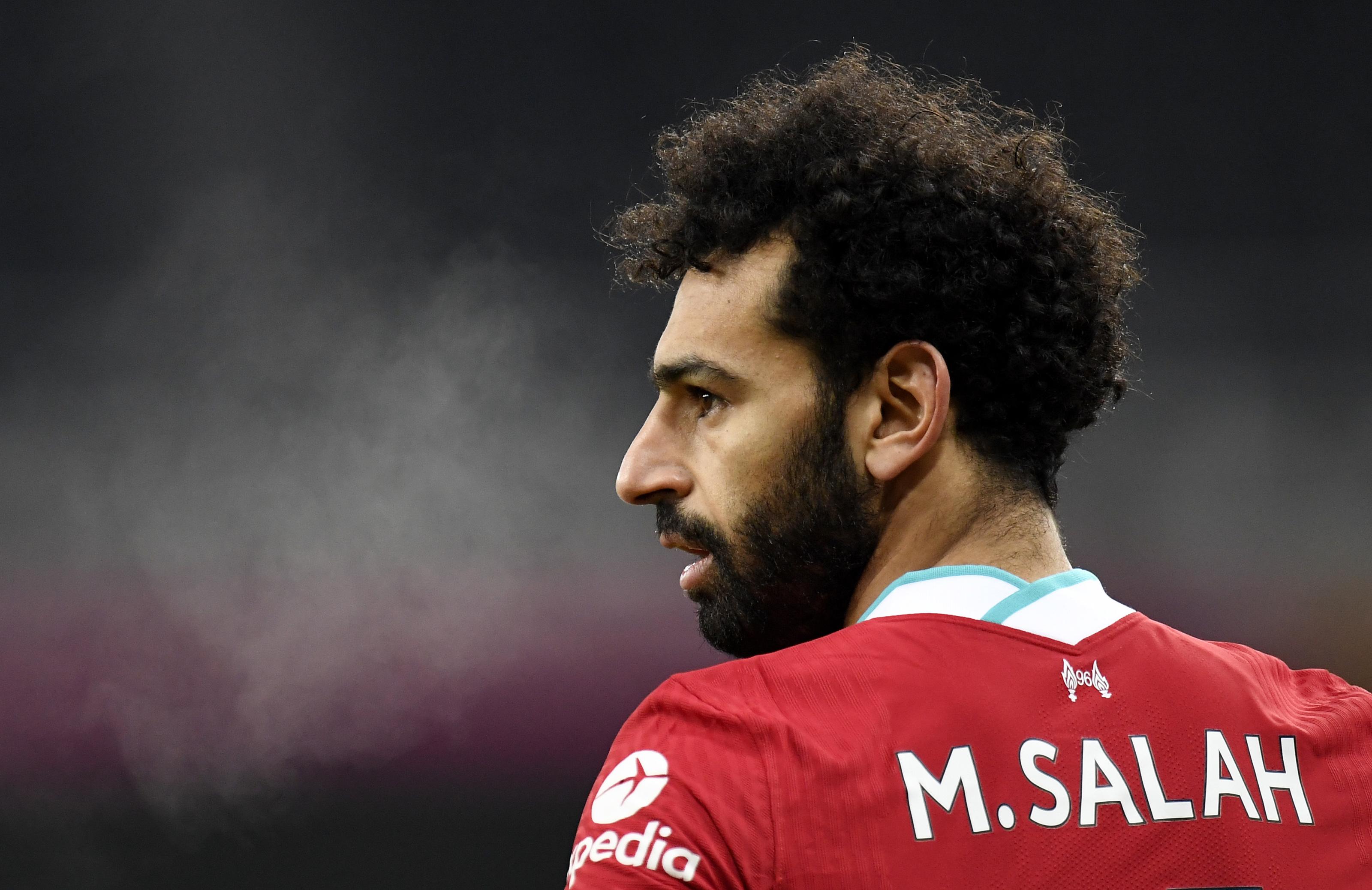 Mohamed Salah makes big Manchester United admission