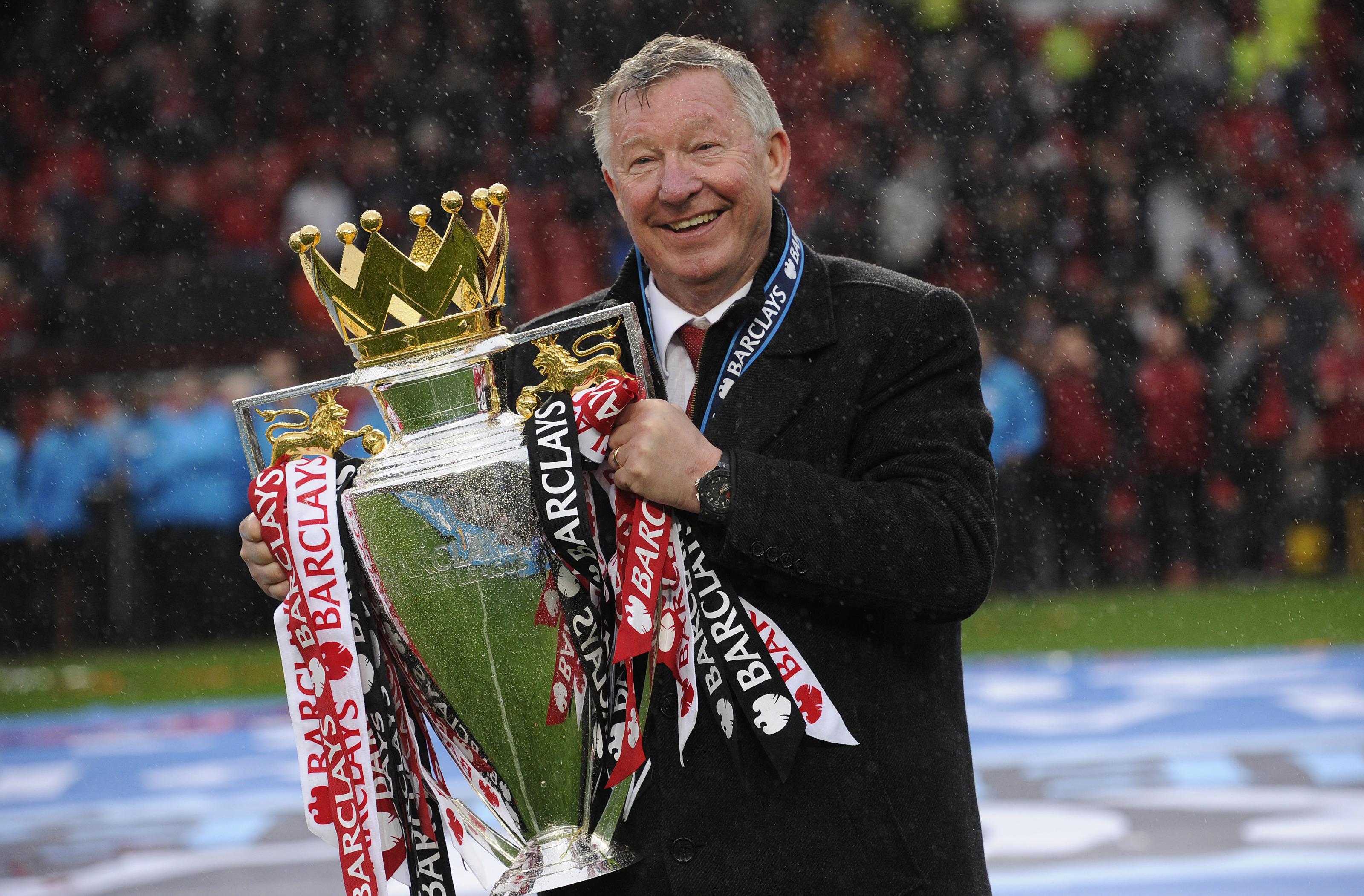 Sir Alex Ferguson - Best managers in football history