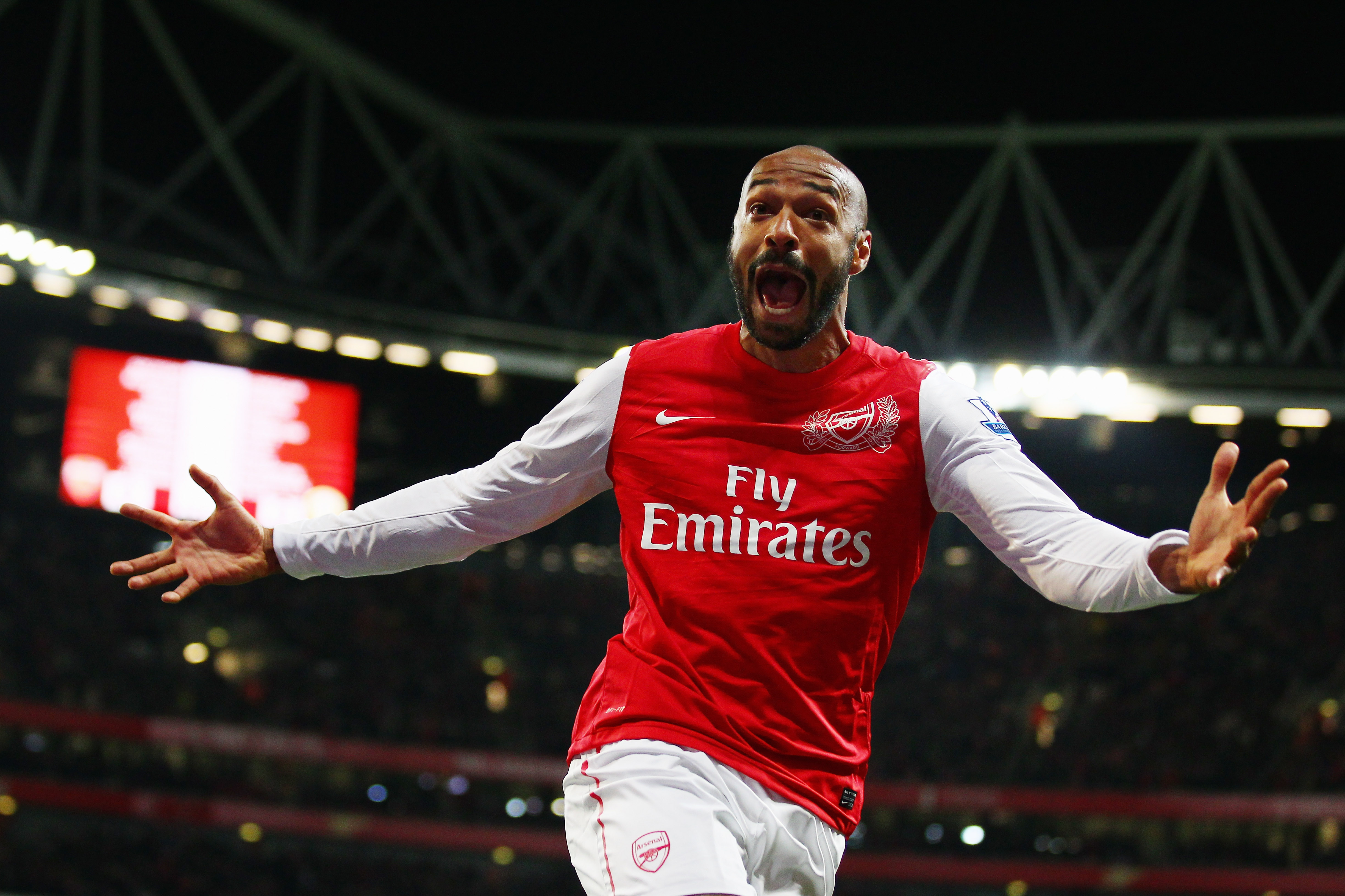 Thierry Henry I see the Invincibles in this Manchester United Team
