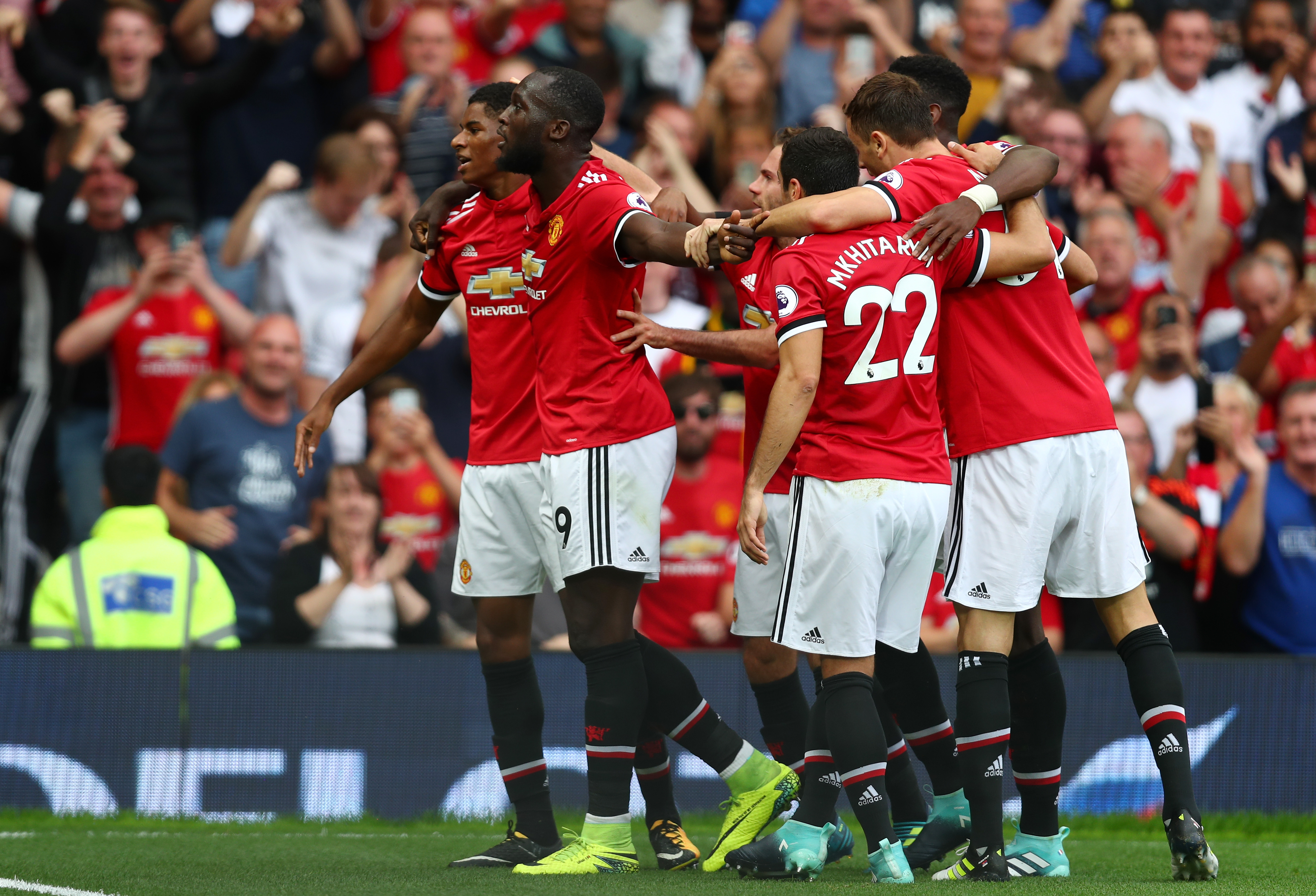 Game preview swansea city x manchester united for Manchester united exterieur 2017