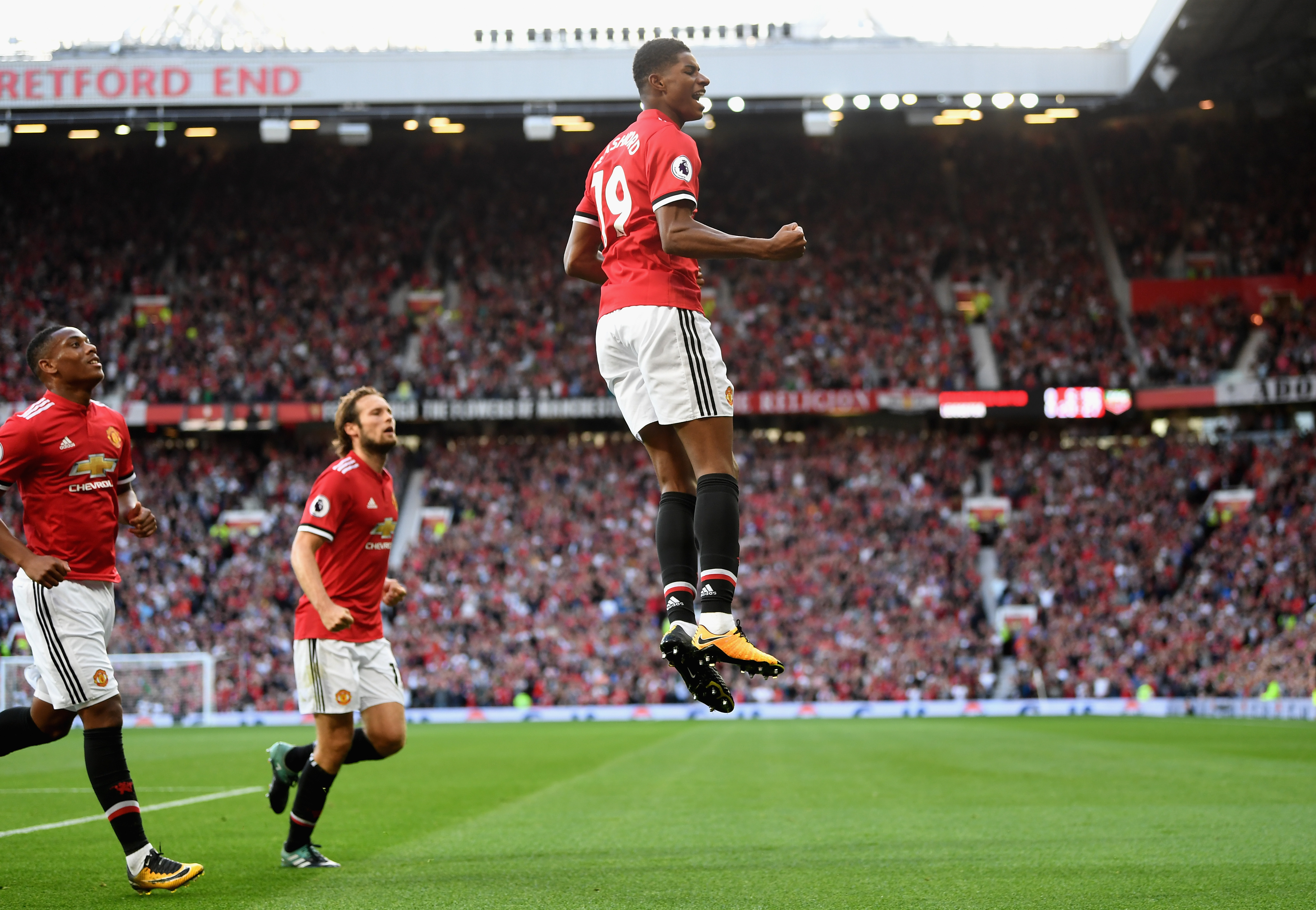 Manchester united champions league group stage preview for Manchester united exterieur 2017