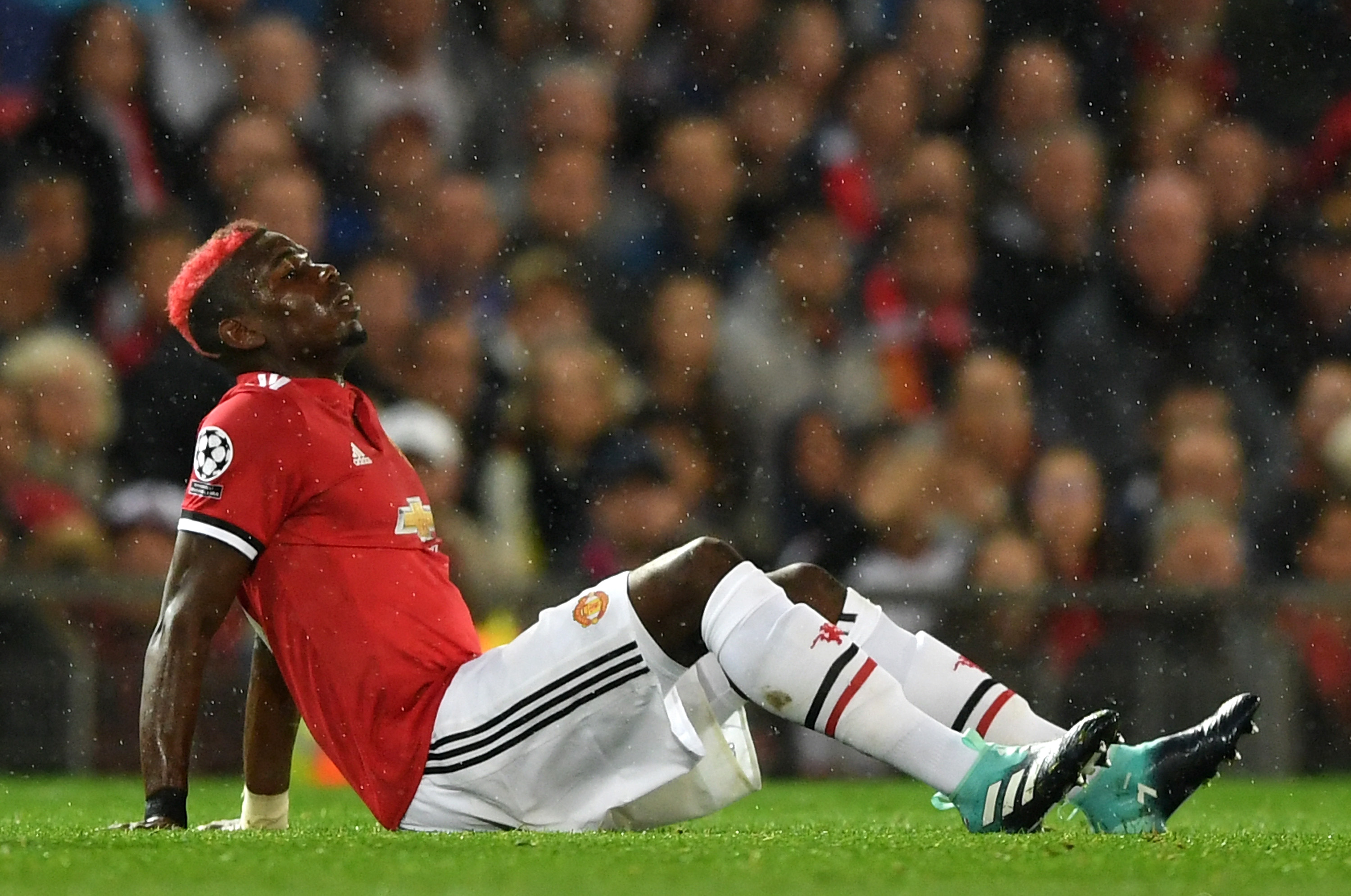 Manchester United midfielder Paul Pogba's injury is 'long-term', confirms manager Jose Mourinho