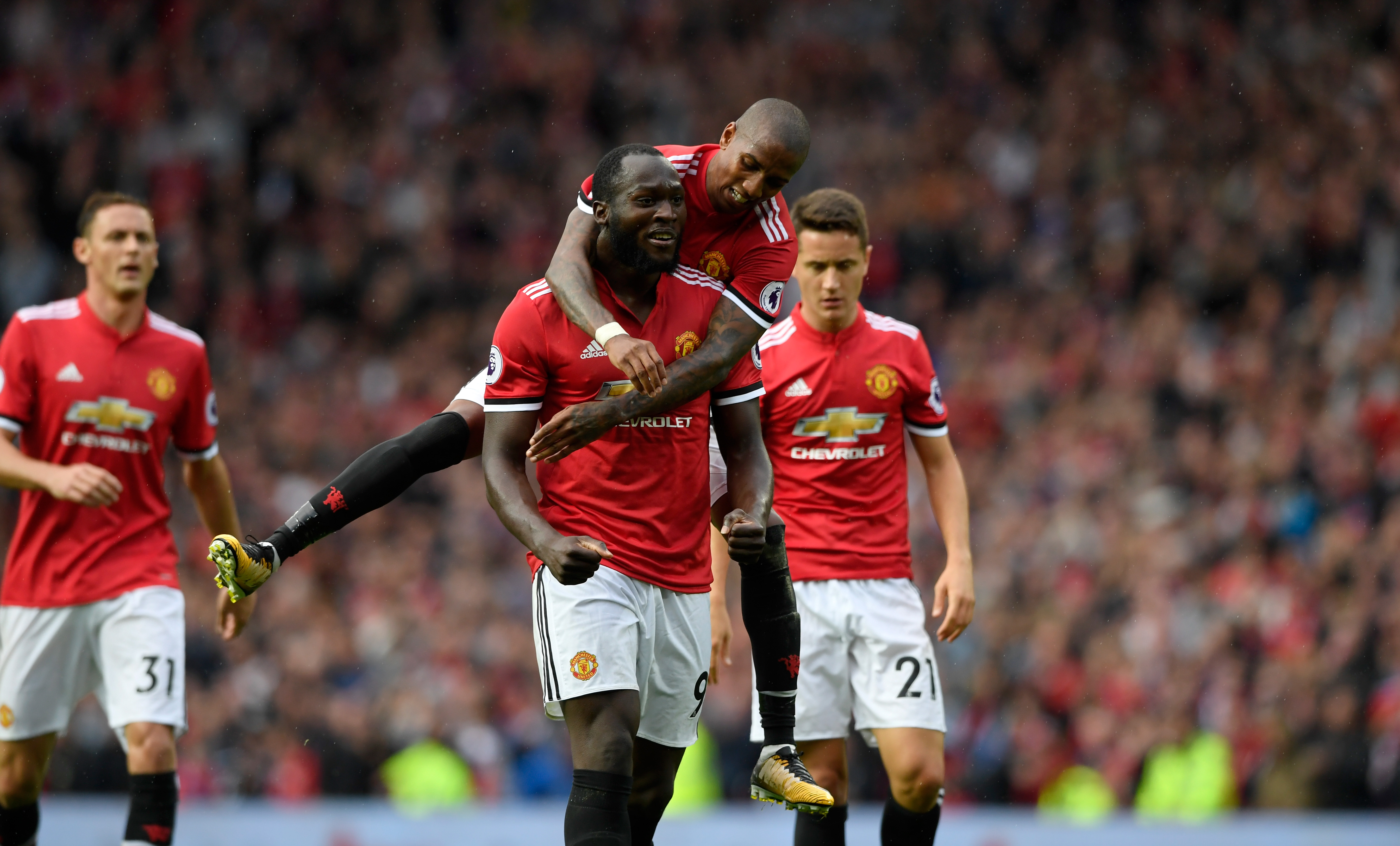 Thierry Henry Lukaku more unselfish since Manchester United move