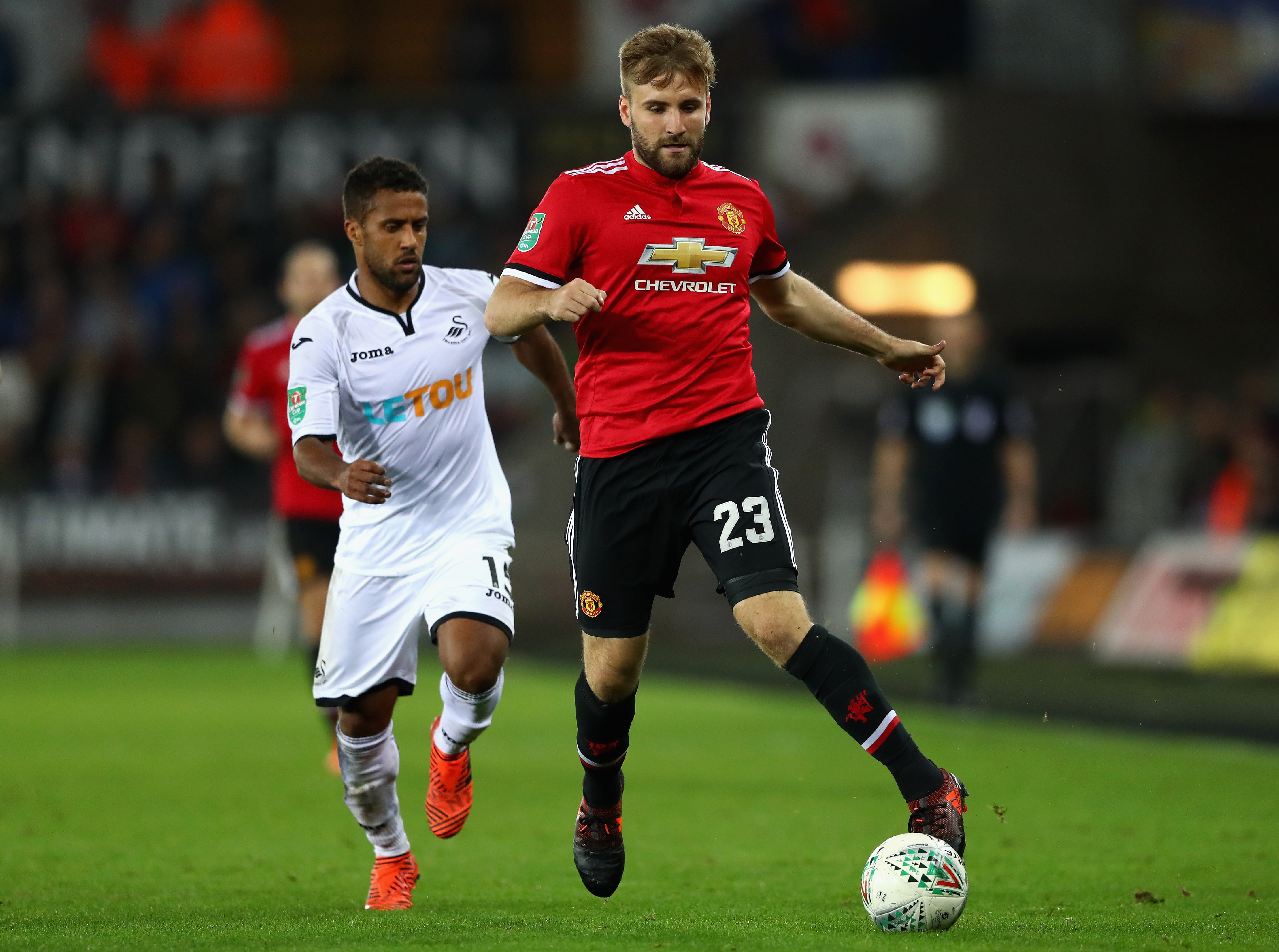 Luke Shaw His history and future with Manchester United
