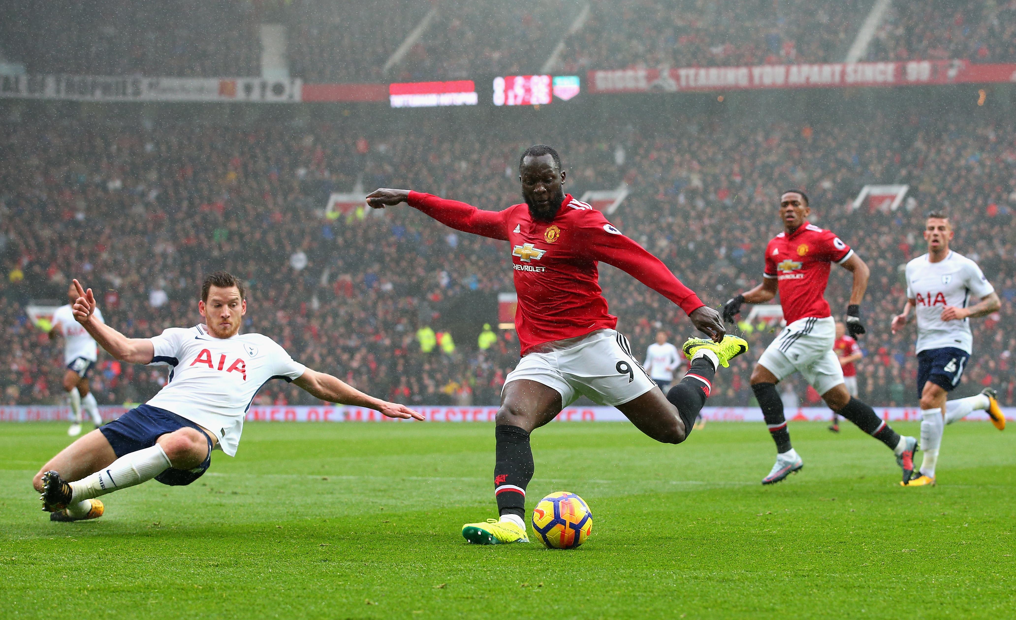 "Jose Mourinho ""My decision"" to take penalty from Romelu Lukaku in"