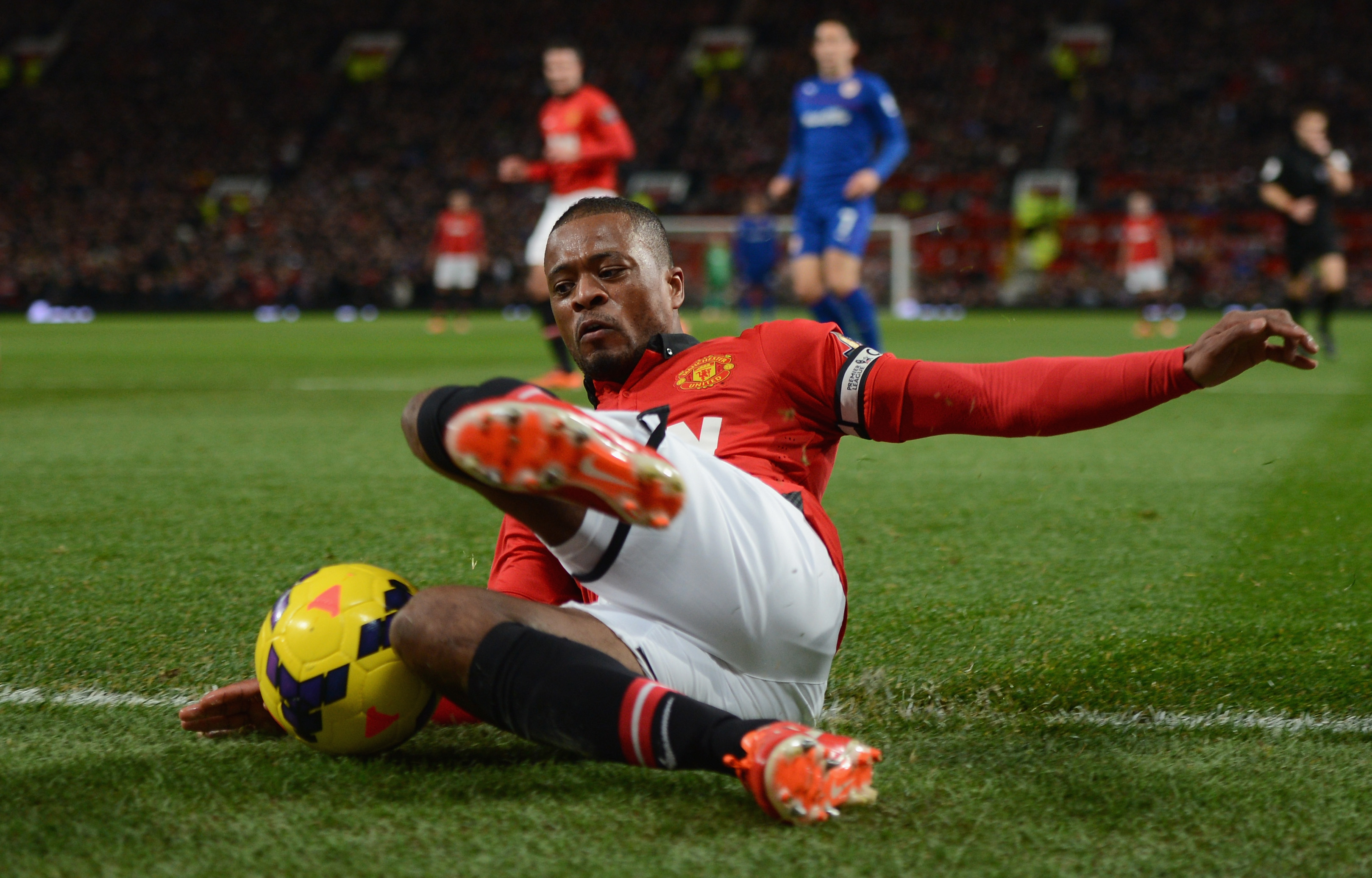 Why Manchester United should give Patrice Evra another chance