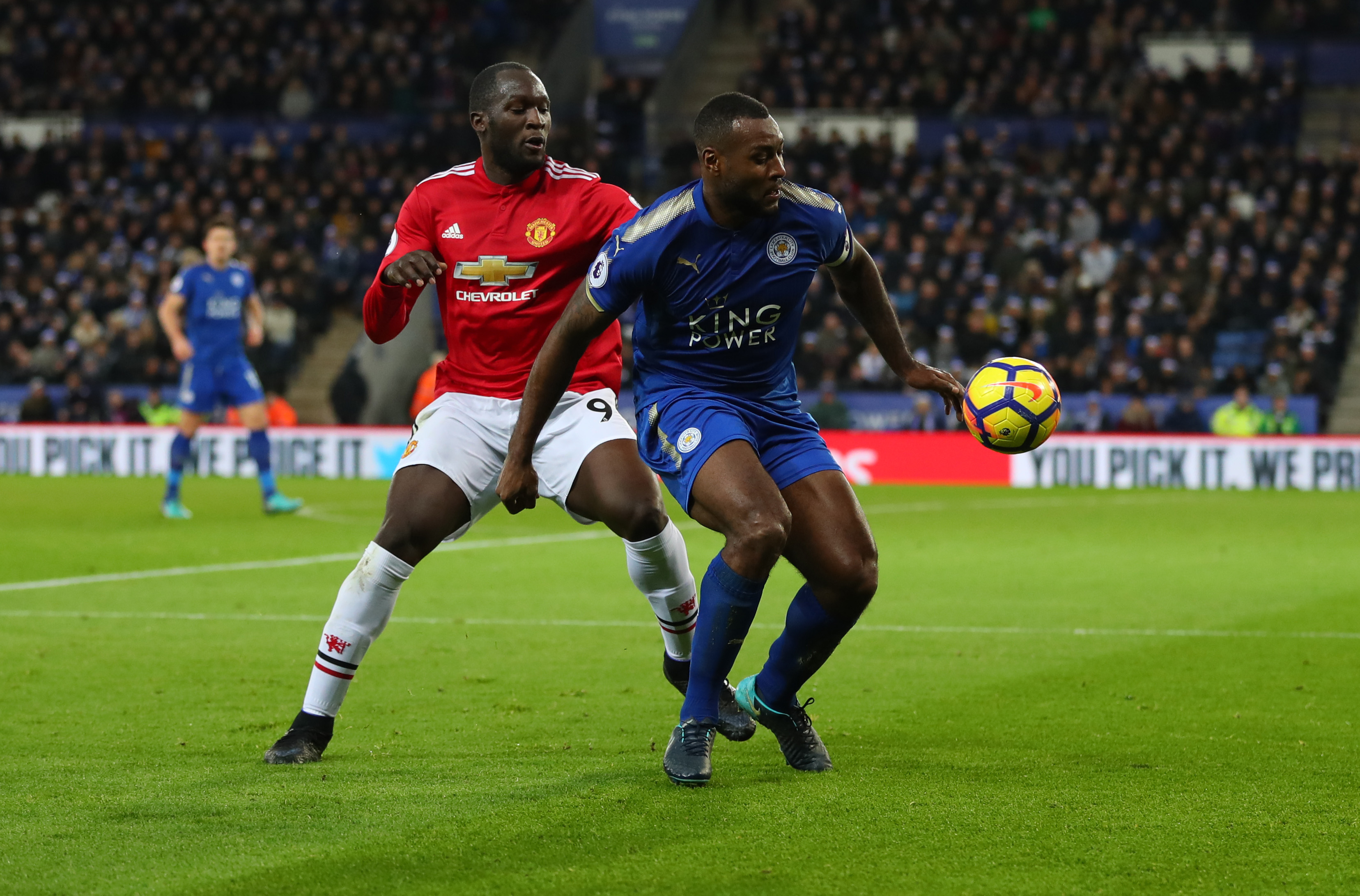 Manchester United Leicester City