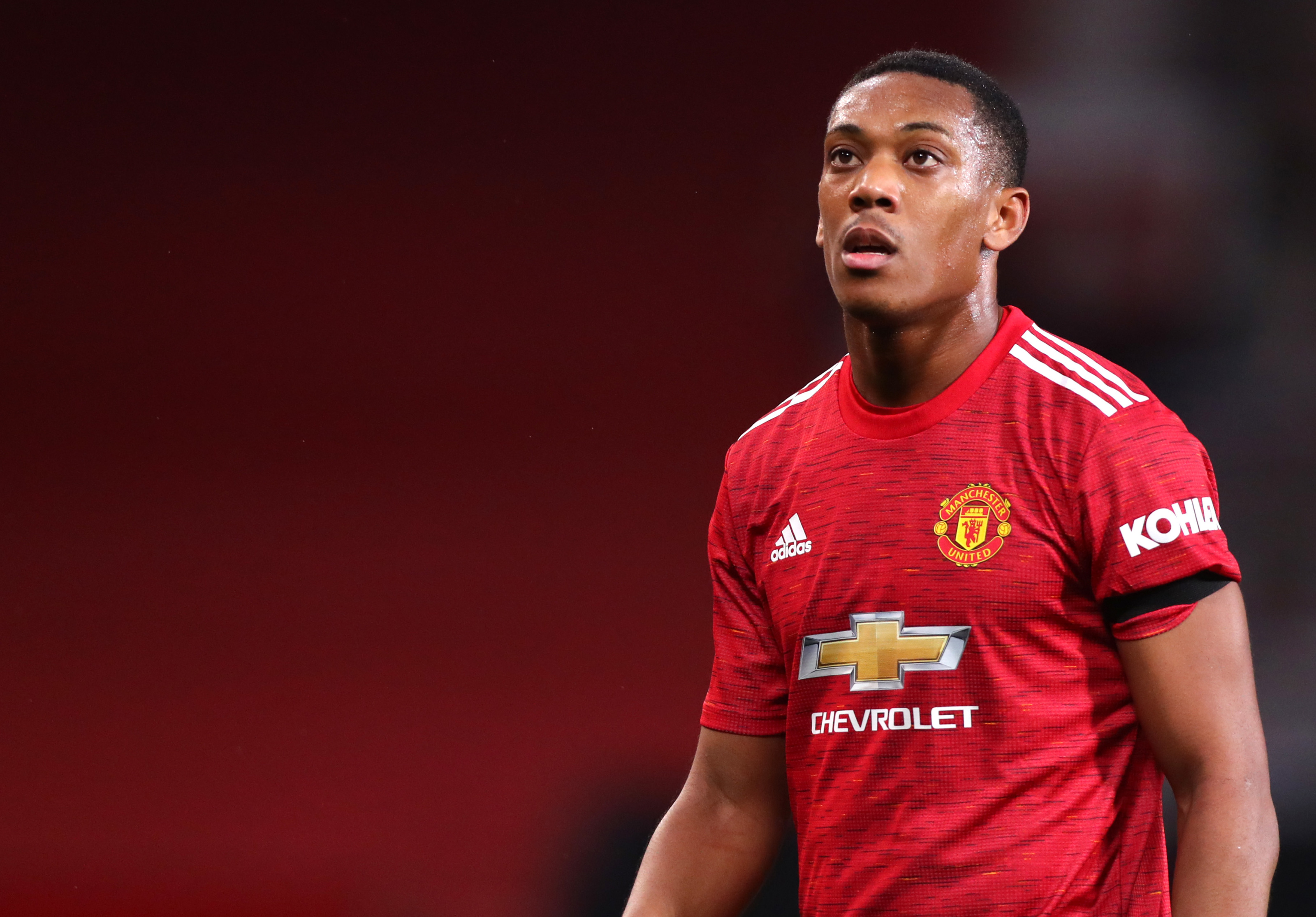 Manchester United have identified Anthony Martial replacement